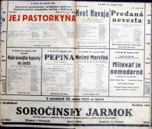20. 8. - 26. 8. 1932